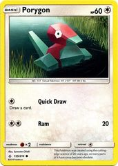 Porygon - 155/214 - Common