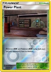 Power Plant - 183/214 - Uncommon - Reverse Holo