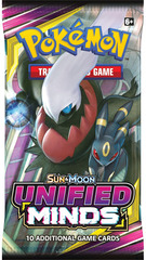 Sun & Moon - Unified Minds Booster Pack