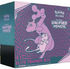 Sun & Moon - Unified Minds Elite Trainer Box on Channel Fireball