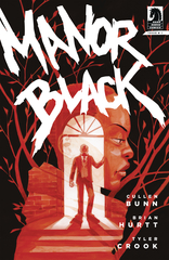 Manor Black #1 (Of 4) (Cover A - Crook)