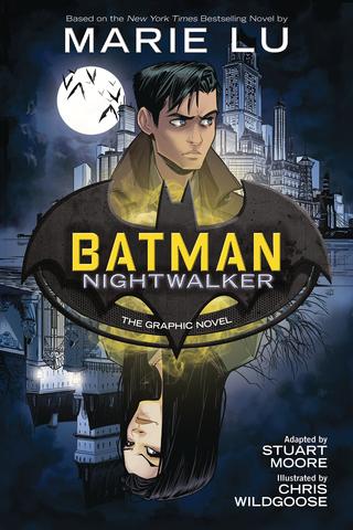 Batman Nightwalker The Graphic Novel Dc Ink (STL100081)