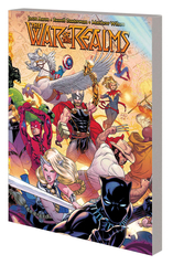War Of the Realms Trade Paperback