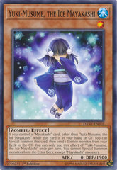 Yuki-Musume, the Ice Mayakashi - DANE-EN016 - Common - 1st Edition