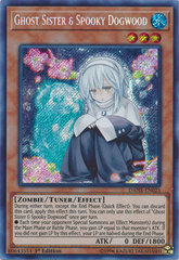 Ghost Sister & Spooky Dogwood - DANE-EN025 - Secret Rare