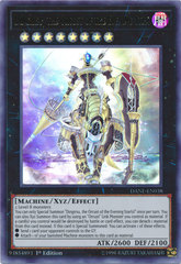 Dingirsu, the Orcust of the Evening Star - DANE-EN038 - Ultra Rare