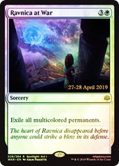 Ravnica at War (WAR Prerelease Foil)
