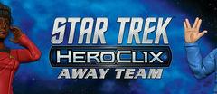 Star Trek HeroClix Away Team: The Next Generation Booster Brick