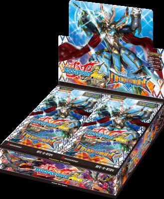 S Booster Set 4 - Drago Knight Booster Box