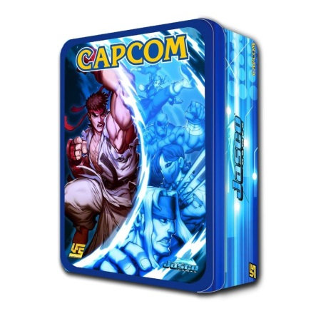 Capcom - Special Edition Tin - Ryu