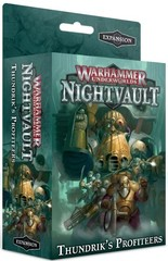 11054 Nightvault: Thundrik's Profiteers (English)