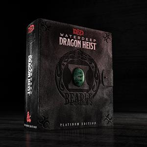 Waterdeep: Dragon Heist - Platinum Edition
