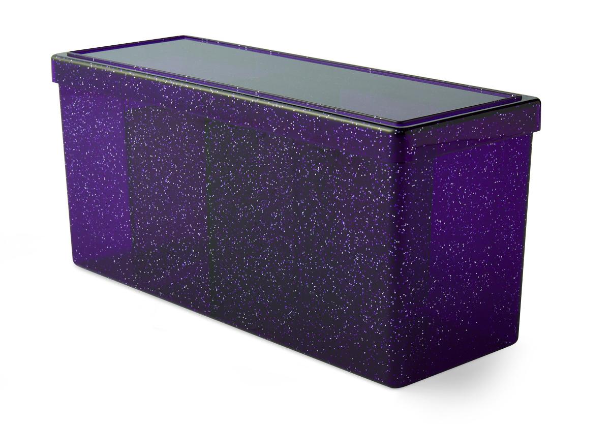 Dragon Shield Night Blue 4-Compartment Deck Box
