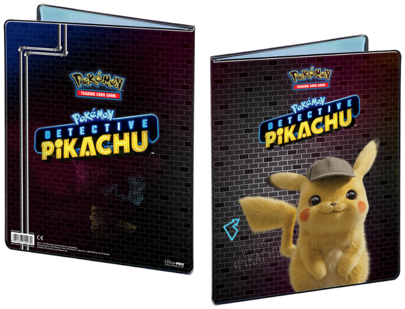 Ultra Pro - Pokemon: Detective Pikachu Portfolio
