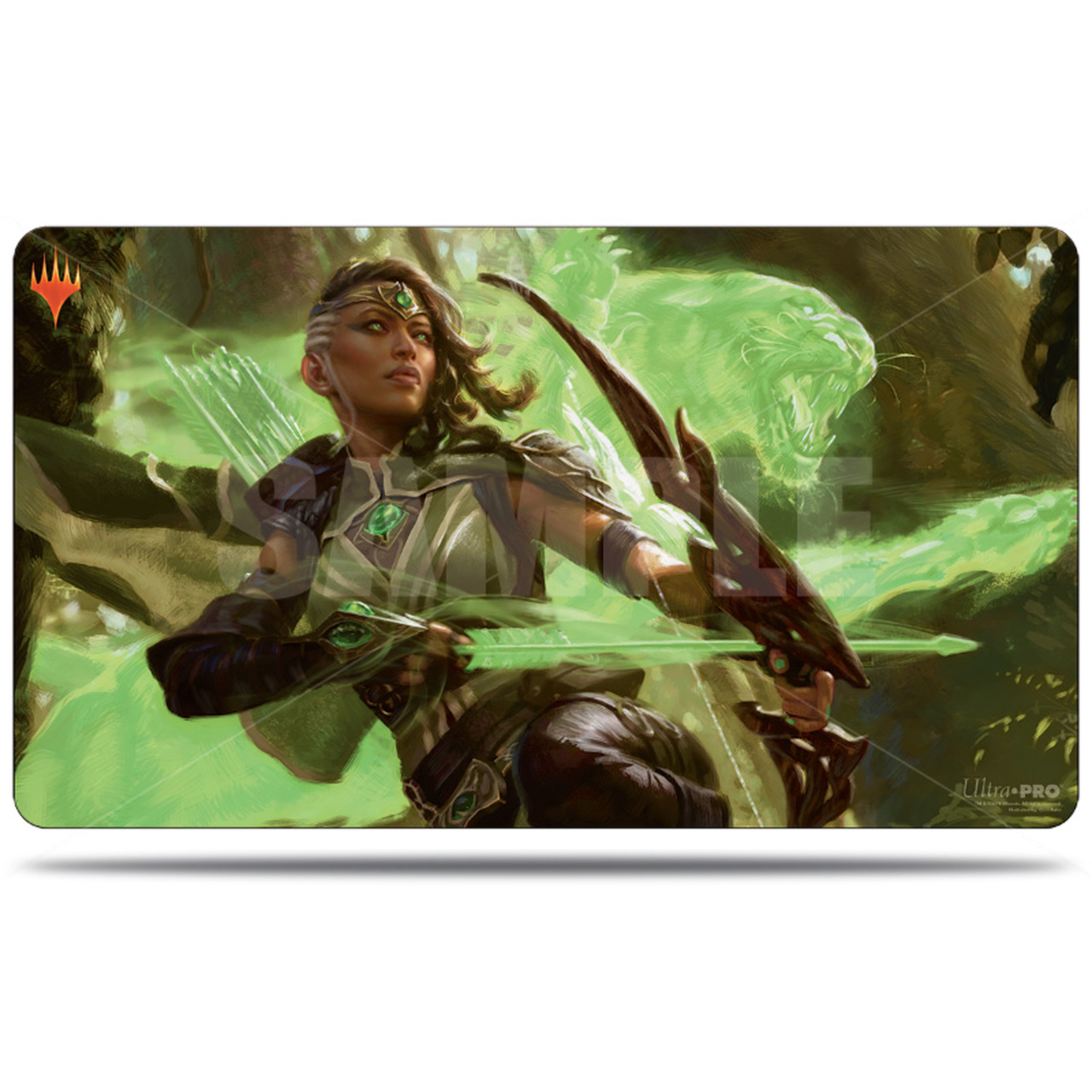 Ultra Pro - MTG Core Set 2020 - Vivien Play Mat v5