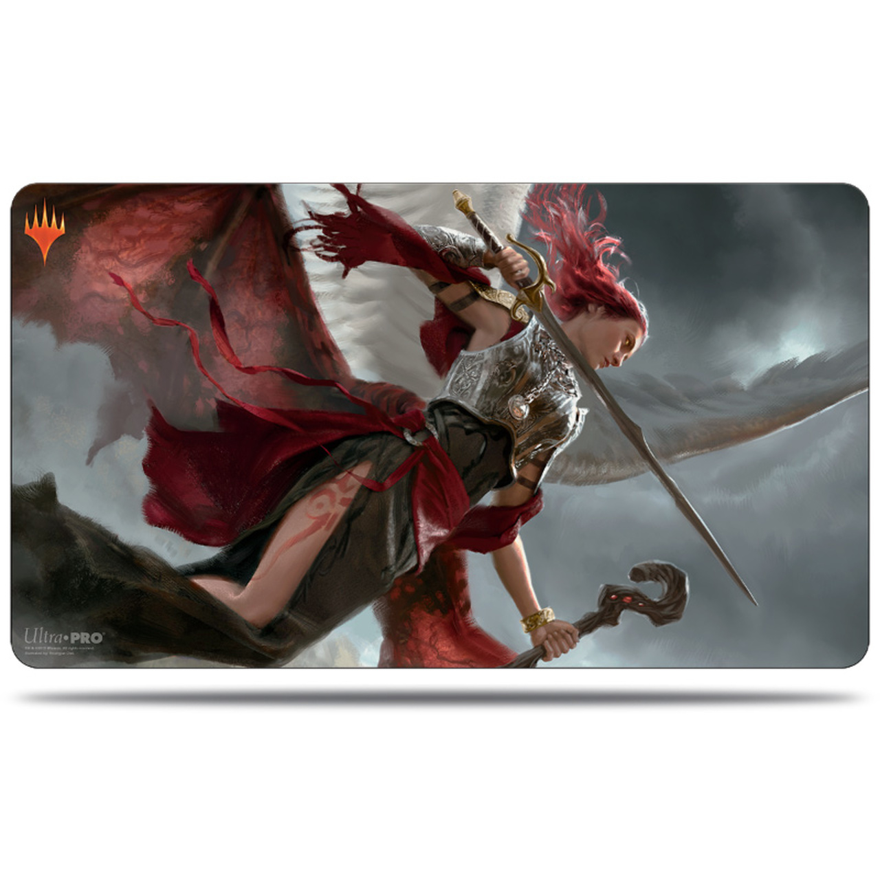 Ultra Pro - MTG Core Set 2020 - Kaalia Play Mat v5
