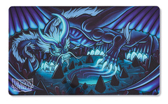 Dragon Shield Night Blue Delphion (Japanese) Play Mat