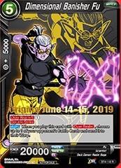 Dimensional Banisher Fu (Event Pack 03 -  Origins Exclusive Gold Stamped) - BT4-118 - PR