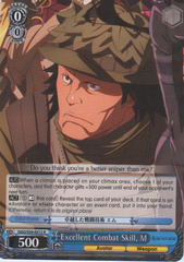GGO/S59-E072 R Excellent Combat Skill, M