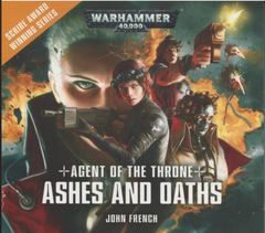 Agent/Throne:Ashes and Oaths (Audiobook)