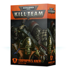 Kill Team: Toofrippa'S Krew (English)