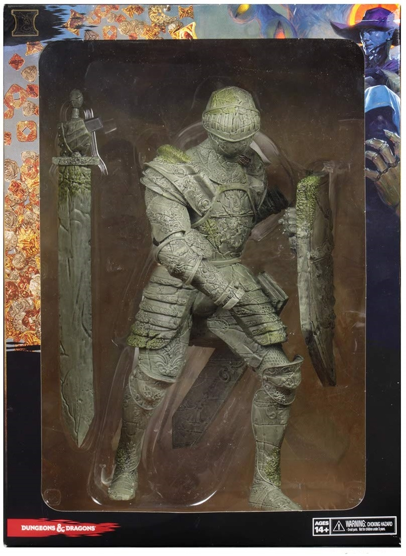 Walking Statue of Waterdeep - The Honorable Knight