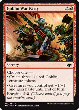 Goblin War Party