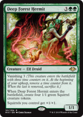 Deep Forest Hermit - Foil