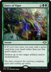 Force of Vigor - Foil