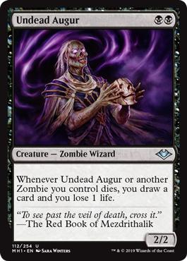 Undead Augur - Foil