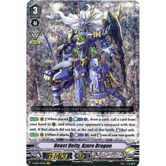Beast Deity, Azure Dragon - V-EB06/003EN - VR on Channel Fireball