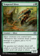 Tempered Sliver - Foil