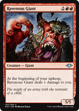 Ravenous Giant