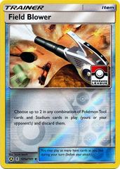 Field Blower - 125a/145 - Reverse Holo - League Promo