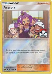 Acerola - 112a/147 - 3rd Place League Promo