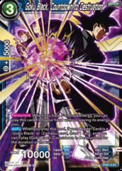 Goku Black, Countdown to Destruction - EX06-12 - EX