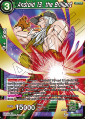 Android 13, the Brilliant - EX06-19 - EX