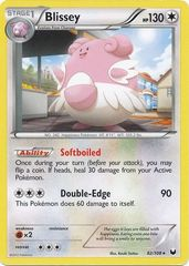 Blissey - 82/108 - Non-Holo - Battle Arena Decks Exclusive