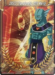 Merit Card 12 - DBSCG Championship 2019 Warrior (Giin)