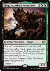 Hogaak, Arisen Necropolis - Foil