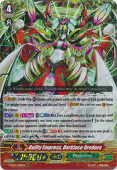 Guilty Empress, Darkface Gredora - V-SS01/028EN - RRR