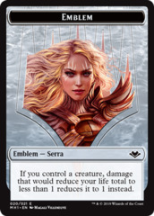 Emblem - Serra the Benevolent