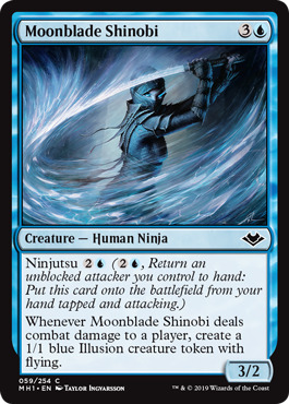 Moonblade Shinobi - Foil