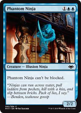 Phantom Ninja - Foil