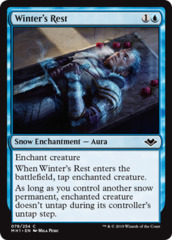 Winters Rest