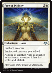 Face of Divinity - Foil