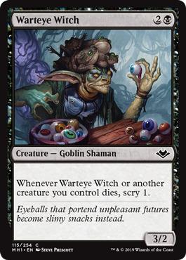 Warteye Witch - Foil