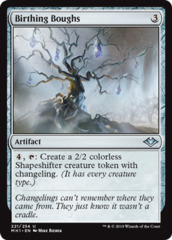 Birthing Boughs - Foil