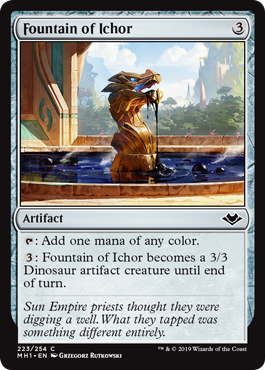 Fountain of Ichor - Foil