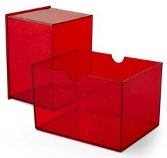 Dragon Shield Strongbox - Ruby